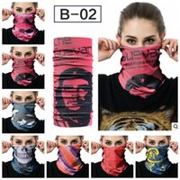 Wholesale outdoor multifunctional headwear for sale - 20 design Magic  Scarfs Scarf Outdoor MASK Multifunctional Cycling 147cd02c8f9