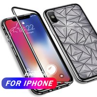 For 2018 NEW Iphone XR XS MAX X 7 8 Plus Magnetic Adsorption...