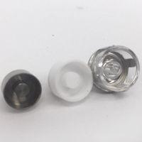 Orijinal Değiştirme 510nail bobinler Kuvars bobin Seramik Halka bobin titanyum Bobin için G9 H enail balmumu DAB kalem henail artı buharlaştırıcı kalem