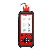 Autel Maxidiag MD808 PRO MD808 Teşhis Tarayıcı OBD2 OBD Tam Sistem Araba Diagnsotic Aracı Destek BMS / Yağ Sıfırlama / SRS / EPB / DPF