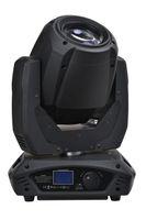 مصغرة نموذج 230W 7R شعاع شحاني تتحرك رئيس مرحلة ضوء مع 3 طبقة عدسة البصرية