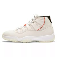Concord High 45 11 XI 11s Cap and Gown PRM Heiress Gym Rosso Chicago  Platinum Tint a31469db2c4