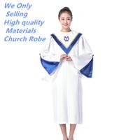 Christian Christ Church 고품질 합창단 가운 빈티지 부르고뉴 크림 감리교 교회 합창단 Robes COLLEGIATE 노래 합창단 가운