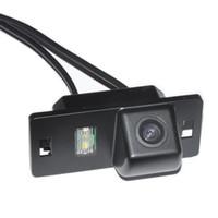 Вид сзади автомобиля обратный парковка камеры водонепроницаемый ночного видения камеры для Audi A1 A3 A4 A5 A6 RS4 TT Q5 Q7 Volkswagen Passat R36