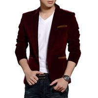 Arrivla Schwarze Männer Anzug Herbst Winter Mode Design Herren Slim Fit Single Button Anzug Jacke Männer Marke Blazer Masculino