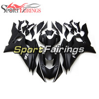Matte Black Injection Fairings For Yamaha YZF600 YZF R6 2017...