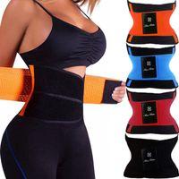 Cintura in gomma corpo modellamento del corpo Cintura unisex Xtreme Power Cintura in neoprene per il dimagrimento Thermo Thermos caldo