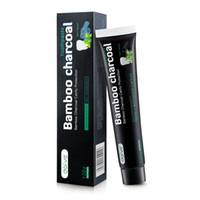 120g Nature Bamboo Activated Charcoal Toothpaste Teeth White...