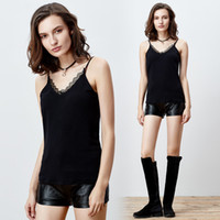 Camisole Female Wild Loose Large Size Inside the Slim Sexy B...