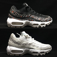 Top quality running shoes 95 OG mens 2019 just do it 95s QS ...