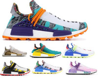 Sale Human Race Pharrell Williams Hu Running Shoes Sneakers ...