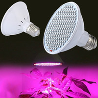 LED Grow Light Bulb Idroponica Fiore Veg Growing Lampada 12W Pianta Grow Light 120 LED Full Spectrum Led Growing Lampada Bulb Pianta Fiore