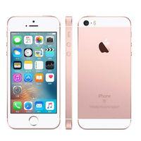"""Original iPhone SE Desbloqueado Ios Dual Core Smartphone 2GB RAM 16GB 64GB ROM 4.0 """"12MP Celular recondicionado com caixa selada"""