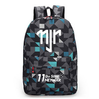 Neymar JR Travel Backpack المراهقين حقيبة مدرسية قماش المرأة القدم الكرة فتاة حقيبة للرجال صبي mochila حقيبة الظهر الظهر encolar hrbbj
