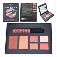 New NYX Stockholm Lip Gloss eye shadow blush Collection CITY...