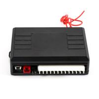 Systèmes d'alarme de voiture universels Télécommande centralisée automatique Kit Serrure de porte Système d'entrée sans clé pour véhicule Verrouillage centralisé avec télécommande