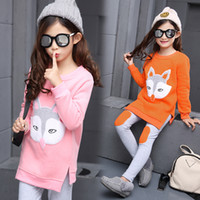 Cotton Baby Girl Clothes 2018 Fashion Kids Clothing Set Char...