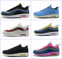 2018 Designer Sean Wotherspoon x 97 1 97 For Mens Running Sh...