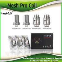 Original Freemax Fireluke Mesh Pro Coil Head SS316L Single D...