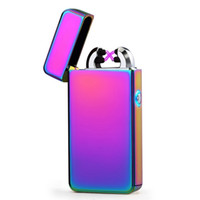 Double ARC Electric USB Lighter Rechargeable Plasma Windproo...