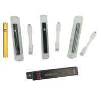 Amigo Max 510 Thread батареи Разогреть Vape Pen Батарея 380mAh Variable Voltage Vapor Испаритель Pen E Cigarette Vape батареи