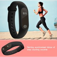 M2 Smart Band Heart Rate Blood Pressure Oxyg Fitness Tracker...