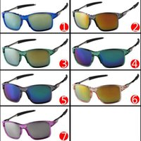 Polarized Rectangular Sunglasses Fishing Eyewear UV400 Refle...