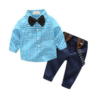 2018 new boys clothing sets kids clothes spring autumn sets ...