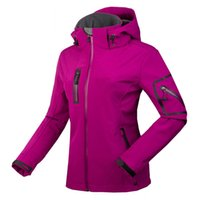 Softshell Jacke Frauen Wasserdichte Windjacke Outdoor Sports Für Wandern Camping Klettern Regen Jacken Winter Warme Fleecejacke