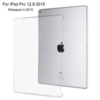 Case For iPad Pro 12. 9 2015, Redlai Transparant Can See Logo ...