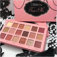 2018 Beauty creations tease me eyeshadow palette 18 Colors s...