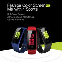 V10 Smart Band Heart Rate Monitor Blood Pressure Color Scree...