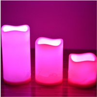 Remote Control Outdoor Wedding Lights LED Candle Light for H...