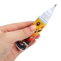 Auto peinture automobile automobile outils de réparation de gratter noir soin auto fixe it Pro véhicule peinture autocollant entretien