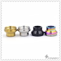 24mm Electronic Cigarette Summit Metal Drip Tip SS Made E- Ci...