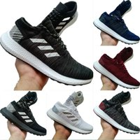 2018 New Ultra Boost III Stretch Fabric Bird' s Nest Run...