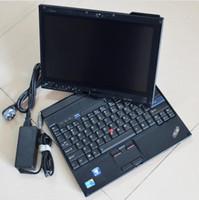 Software AllData e installato in laptop Tutti i dati 10.53 X201T I7 4G Netbook Touch Screen per auto e camion