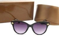 Tasarımcı Güneş Erkekler Kadınlar Gözlük Açık Shades PC Çerçeve Moda Klasik Bayan Güneş Gözlükleri Aynalar G Güneş Gözlüğü