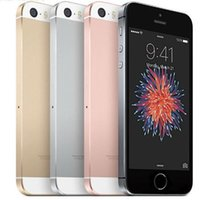 "Original desbloqueado apple iphone se telefone 4g lte dual core 4.0 ""12mp ios 2g ram 16/64 gb rom remodelado telefone"
