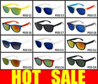 Promoção Venda QUENTE Sapo Polarizada Óculos De Sol Das Mulheres Design de Marca de Moda Óculos de Sol Das Mulheres UV400 oculos de sol Todos Cabido Tamanho Shades