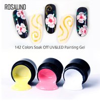 5ML Painting Gel Varnish 142 Colors Gel Nail Polish Set For ...