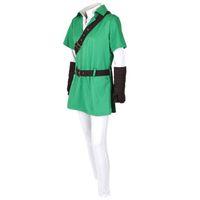 Legend of Zelda Costume cosplay di Halloween