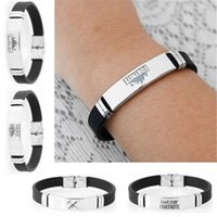 Famous Game Fortnite Printed Bracelet Fortnite Stainless Ste...