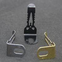 Vape Belt Clips Alienwalker Trage Schnalle Fit für alle Vape Geräte Starke und robuste Edelstahl Haken Alien Walker für E-Cig Mods