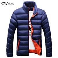 CW Autumn Winter Men Jacket 2018 Brand Casual Mens Jackets A...