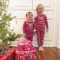 Christmas Girls Outfits Older sister and younger brother Clo...