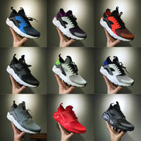 Sales Air Huarache 4 Run Running Shoes 2018 New Design Air H...