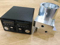 "3"" x5"" Rosin Press Plates aluminium Plate Dual PID ..."