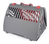 حار مبيعات كلب الناقل صندوق طائرات النقل الجوي للانهيار القطط الكلب الناقل الفحص القط الكلب خارج صندوق صغير الناقل لزينة السيارات
