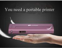 A4 Paper Тепловой принтер Татуировки Принтер Tattoo Принтер Портативный Мини Термический перенос Нет Необходимо для чернильных картриджей USB Интерфейс